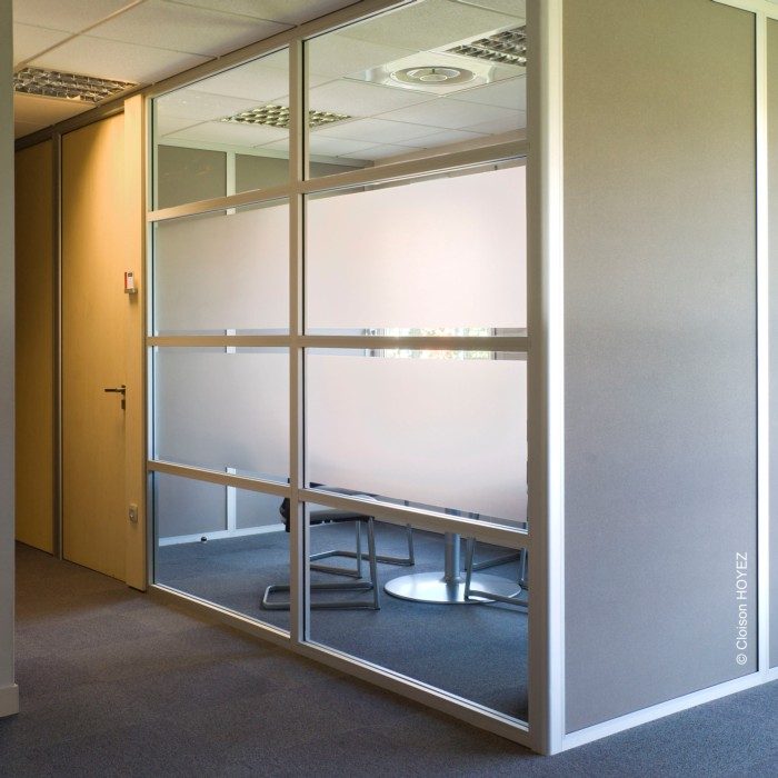 populaire cloison amovible en verre bs33 montrealeast. Black Bedroom Furniture Sets. Home Design Ideas